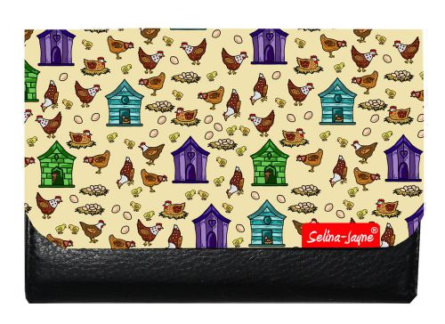 Selina-Jayne Hens Limited Edition Designer Small Purse